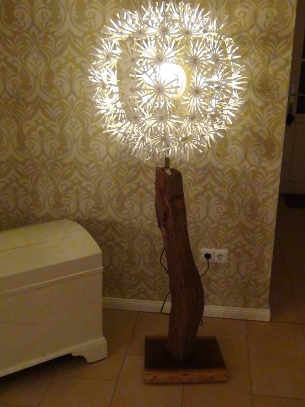 lampe pusteblume. Black Bedroom Furniture Sets. Home Design Ideas
