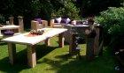Tisch für den Garten oder Wohnung
